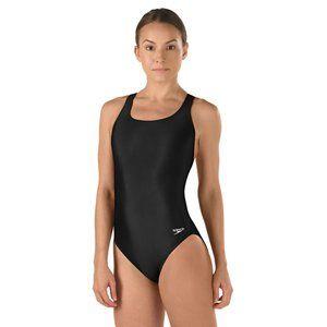 Speedo Women's Black One Piece ProLT Swimsuit